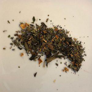 White Citrus Lavender