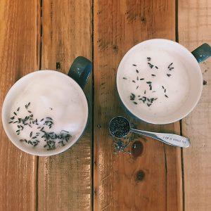 Lavender Latte